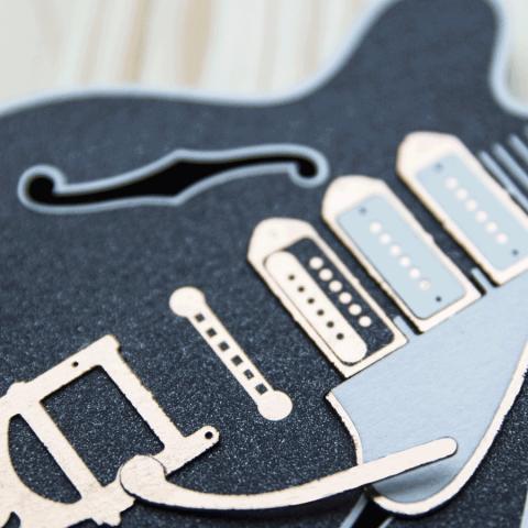 rock blues guitare